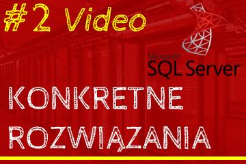 SQL Server MsSQL T-SQL Kursy Online Bazy Danych Bazodanowe Andrzej Śmigielski SSMS Microsoft