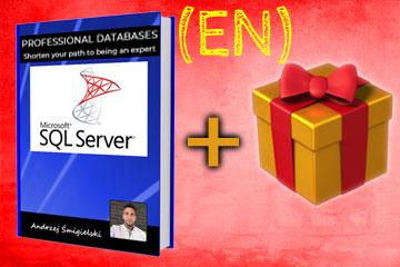 SQL Server MsSQL T-SQL Course Online Database Andrzej Śmigielski SSMS Microsoft
